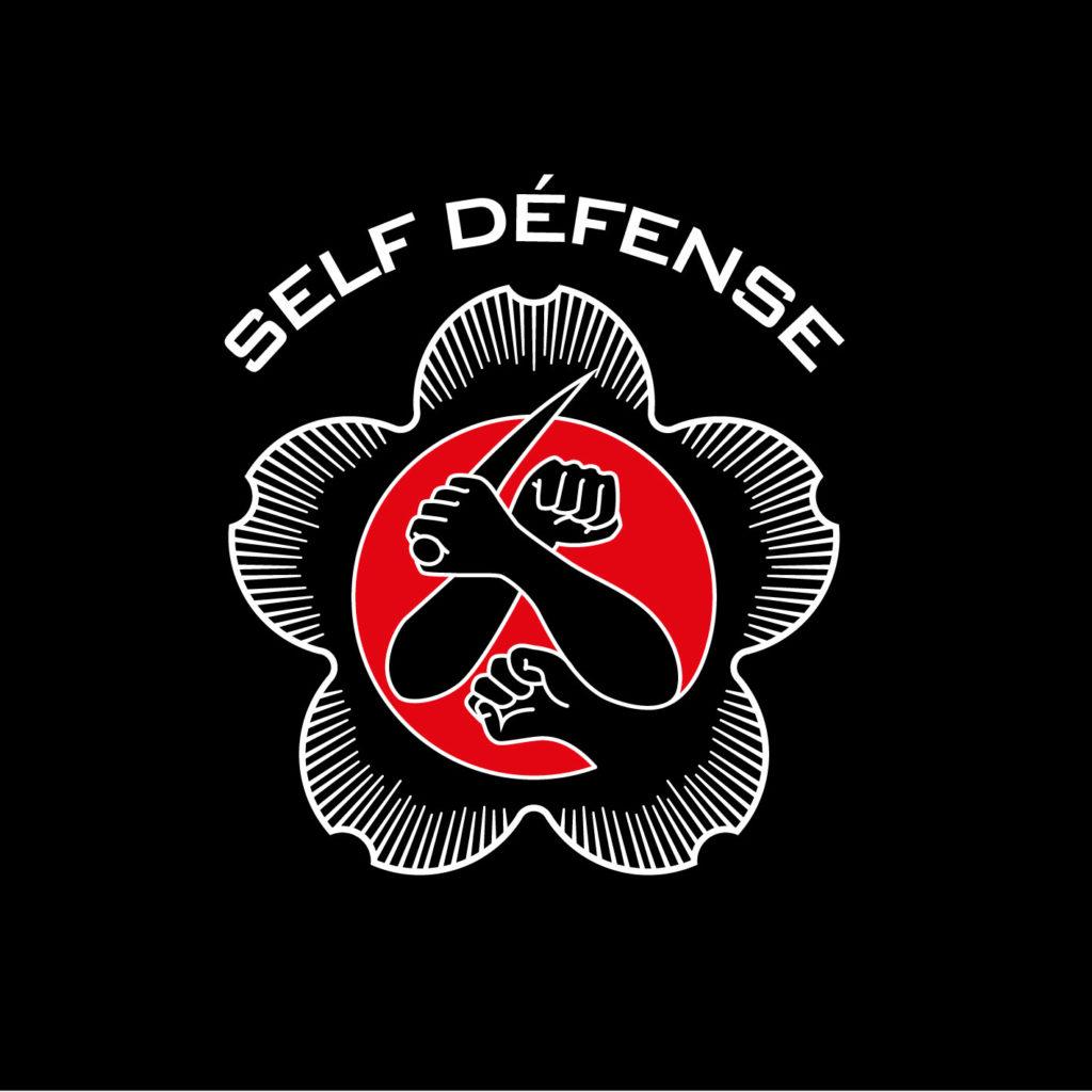 Logo Self Défense by Ryokan