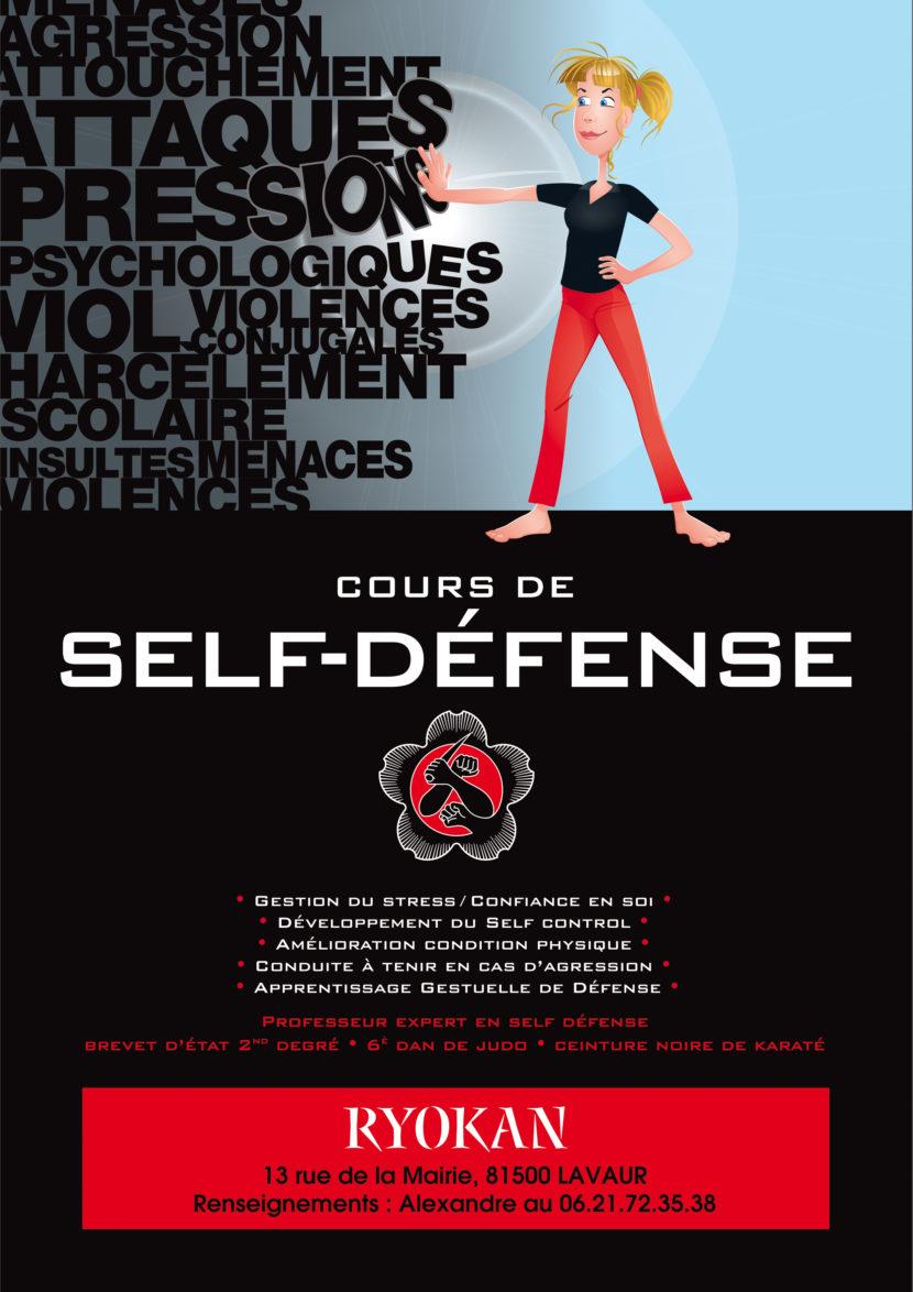 Cours de Self-Défense