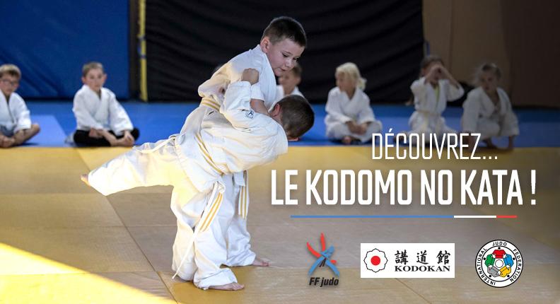 KODOMO-NO-KATA DÉCOUVREZ LE KATA POUR LES ENFANTS